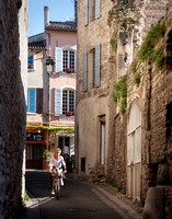 Giving a Ride, Arles, France